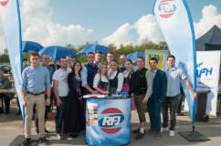 Die FJ in Poysdorf